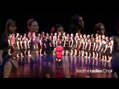 Seattle Ladies Choir: Bohemian Rhapsody (Queen)