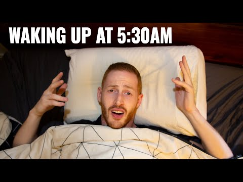 5:30am Perfect Morning Routine - 30 Day Challenge