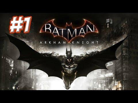 """Batman: Arkham Knight"" Walkthrough (Hard), Part 1: Prologue + Poison Ivy"