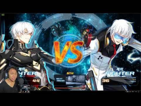MAEN SMACKDOWN!!!! PVP Special Agent J, Closers Online