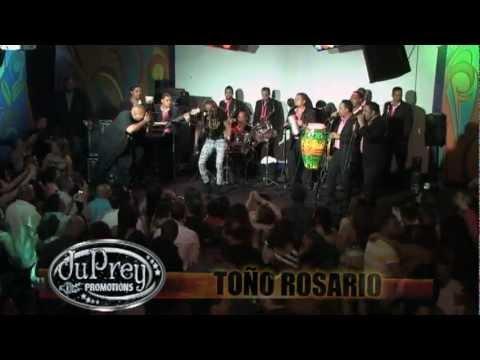Tono Rosario - Cumande {Live}
