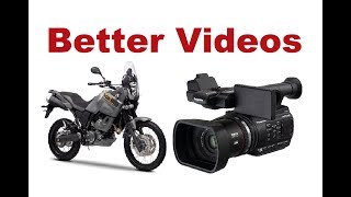 5 Tips for Making Better Motorcycle Adventure Videos Mp3