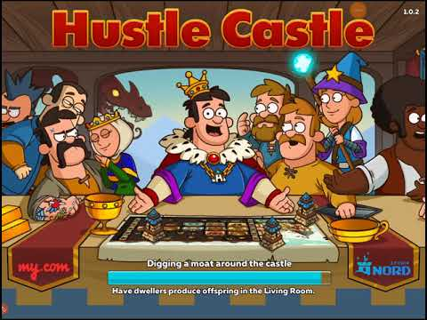 Hustle Castle: Fantasy Kingdom | Maxing Out Dwellers And The Start Of Cross Breeding