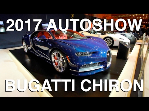 WHAT'S AT THE 2017 AUTOSHOW??
