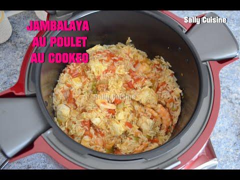 jambalaya-au-poulet-au-cookeo-|-sally-cuisine-{episode-19}