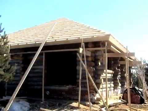 Устройство кровли вальмовой крыши дома