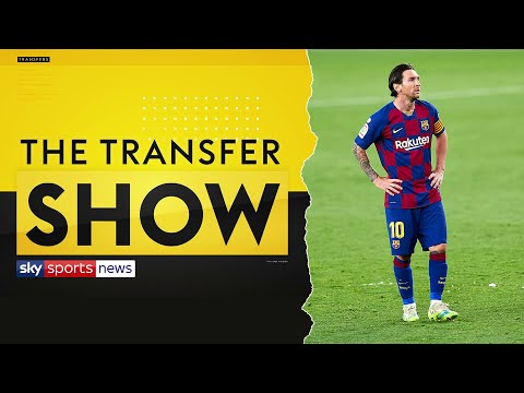 Messi stay 'doesn't seem likely' says Barcelona presidential frontrunner | The Transfer Show