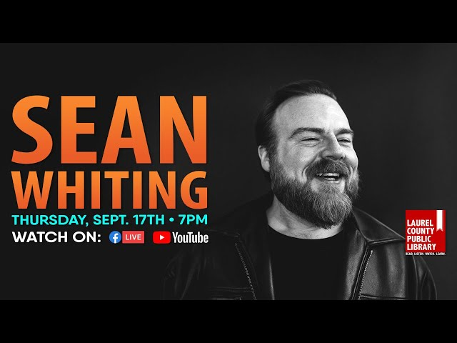 Sean Whiting: Full Show