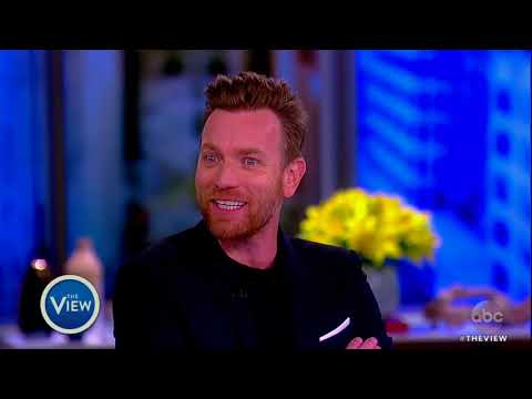 Ewan McGregor talks Christopher Robin, possible return as Obi-Wan Kenobi | The View