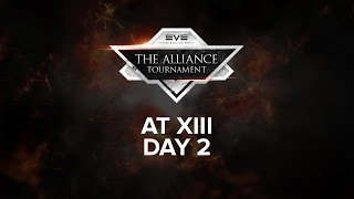 Alliance Tournament XIII Day 2