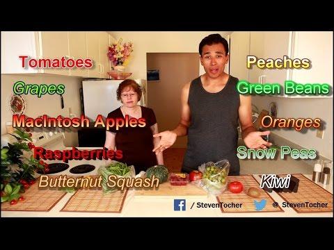 Fruits & Vegetables I Buy In September (S 2 Epi 6)