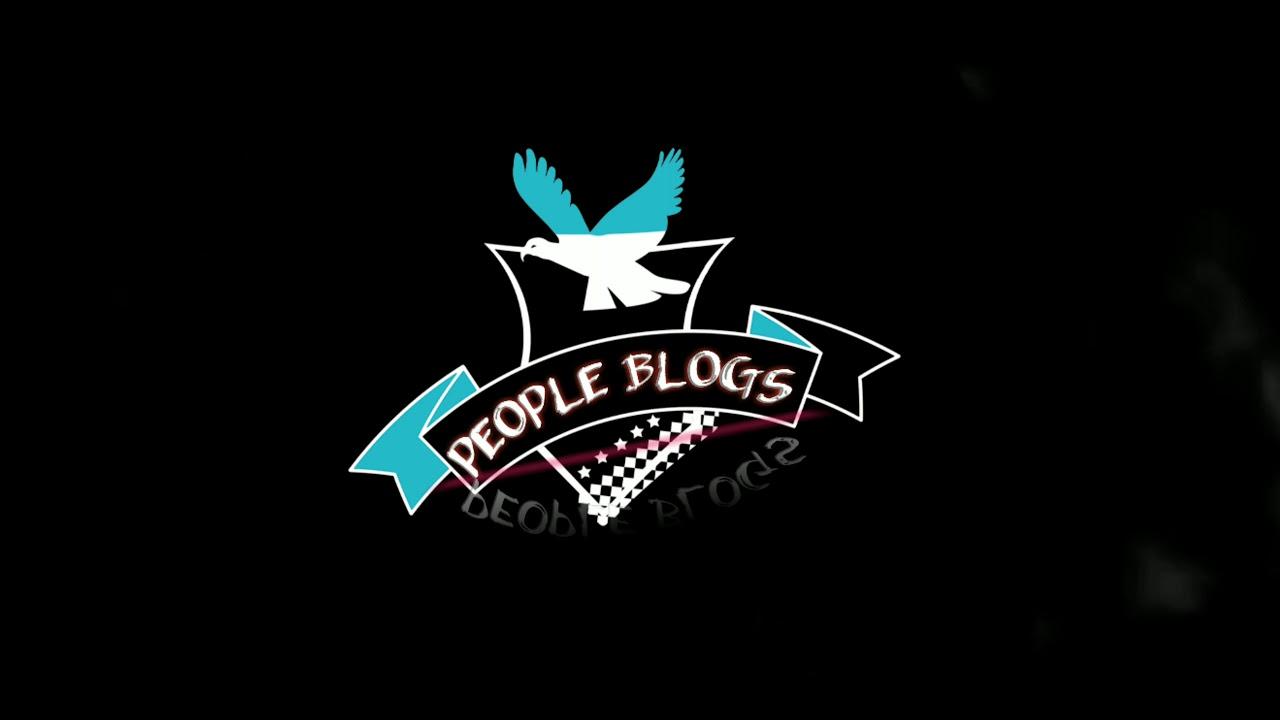 People blogs intro