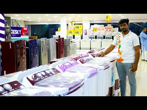 Best Models In Washing Machines 2019 | Complete Models, Features And Prices | Diwali Offer