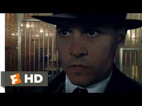 Public Enemies (1/10) Movie CLIP - The Bank's Money (2009) HD