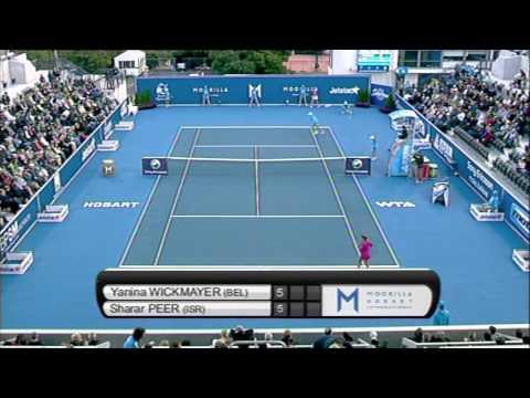 Wickmayer V Peer Semi Final Full Match 2011 Moorilla Hobart International.mp4