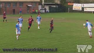 Eccellenza Girone B Antella-Sinalunghese 0-2