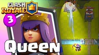 【皇室戰爭】現場展示隱藏的傳奇卡牌-女王  | Clash Royale #SP2 thumbnail