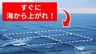 海に潜む危険!生命の危機を招くスクエアウェーブとは?