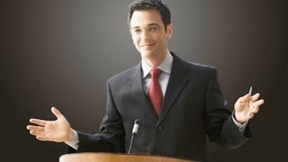 How to Open a Speech | Public Speaking