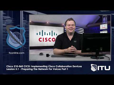 Cisco 210-060 CICD: Implementing Cisco Collaboration Devices | ITU