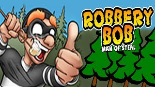 ВОРИШКА БОБ БОНУСНЫЕ УРОВНИ ПРОДОЛЖАЕМ ПРОХОДИТЬ Грабитель БОБ Добрая СОБАЧКА Robbery Bob