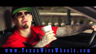 Paul Wall Texan Wire Wheels commercial - SWANG on Playa