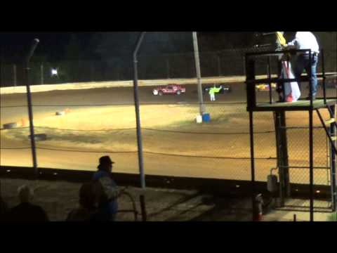 Doe Run Raceway Mini Stock Feature 9-19-14