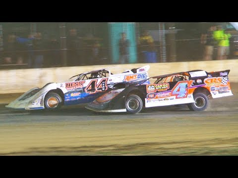 The Super Late Model Feature at Stateline Speedway (Busti, NY) on Saturday, August 31st, 2019! Results: Dave Hess, David Scott, Chad Valone, Matt Urban, ... - dirt track racing video image