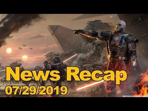 MMOs.com Weekly News Recap #210 July 29, 2019