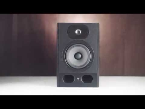 Focal Alpha 80, 65 and 50 Active Studio Monitor Speaker overview