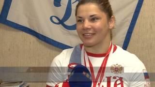 Крымчанку Илону Биреш поздравили с золотой медалью на чемпионате Европы по сумо