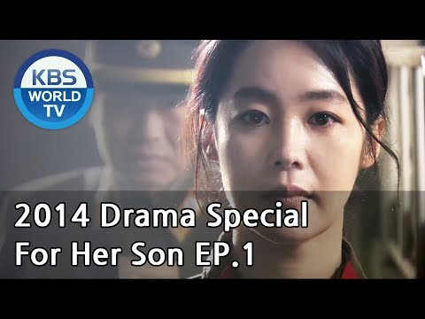 For Her Son | 아들을 위하여 - Part 1 (Drama Special / 2014.09.19)