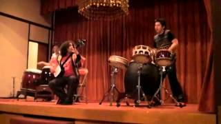 AKITA NIKATA BUSHI ~Electric Shamisen & TAIKO Los Angeles