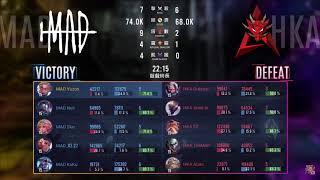 HKA vs MAD [Tuần 3 - Ngày 1]   GCS Mùa Xuân 2020