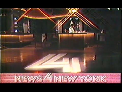 Complete 1988 WNBC News 4 Newscast