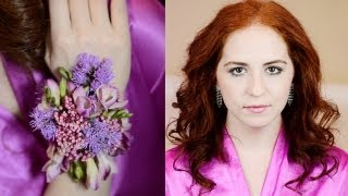 Nylon Magazine Inspired Prom Look + DIY Corsage Thumbnail