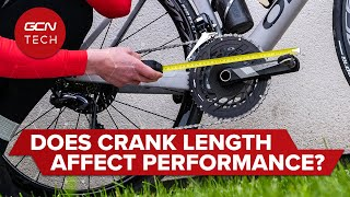 Does Size Matter? | How Crank Length Affects Performance On The Bike?