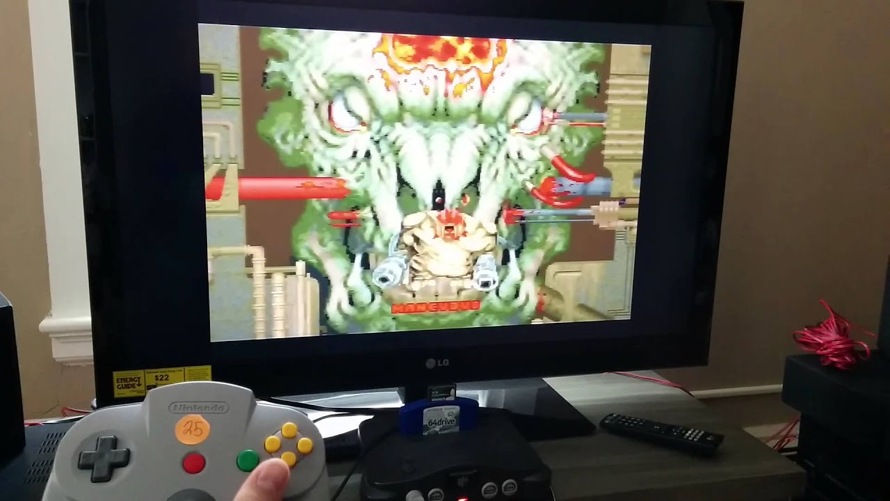 Doom for Nintendo 64   ASSEMbler - Home of the obscure