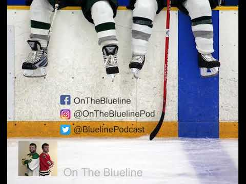 On The Blueline Hockey Podcast - Episode 30 - August 25, 2017