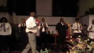 Pastor Chris Edwards Hallelujah Chant