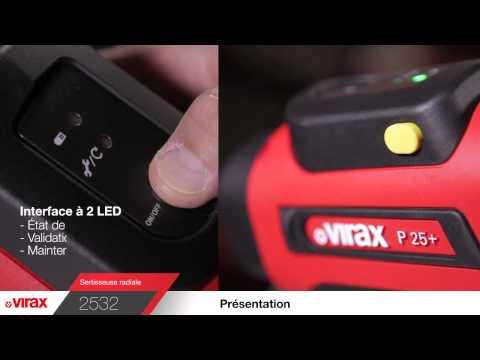 Pressatrice P25+ VIRAX