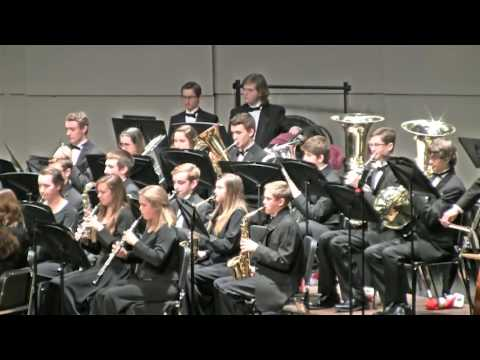 Sycamore High School Symphonic Band 2015-12-09