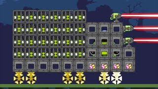 Bad Piggies - ALL THIEVES GET CAUGHT BY COP ON A TRUCK!