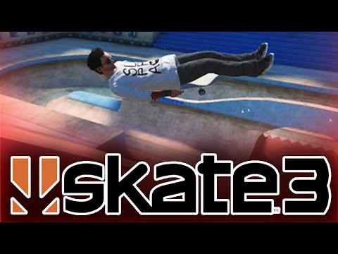 Skate 3 Spot Battle 1v1
