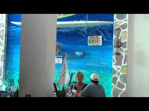 FISH SEAFOOD RESTAURANT  COZUMEL /  A VIDEO REVIEW OF BEST PLACES TO EAT GOOD FOOD CHEAPLY
