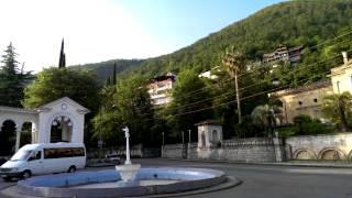 абхазия гагры видео