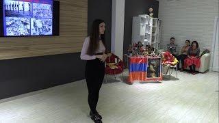 Вековые традиции Армении представлены в НИУ