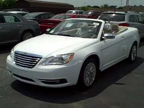 2011 chrysler 200 limited convertible at family autos in. Black Bedroom Furniture Sets. Home Design Ideas