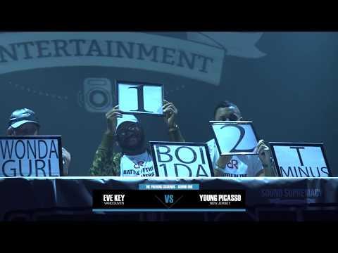 Battle of the Beat Makers 2016 - Part 4 (Boi 1da, T Minus and WondaGurl)