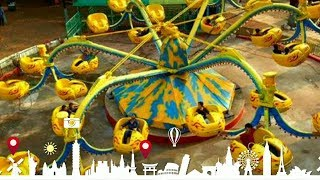 essel world monster ride | 7 wonders of mumbai amusement park | maharastra tourism